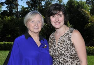 WRRAP awards - Frances Kissling & Sandra Fluke